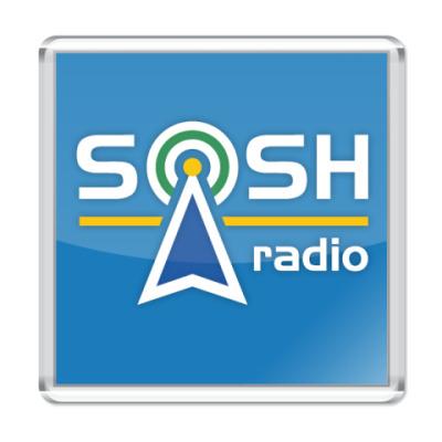 "Магнит  ""SOSH Radio"""