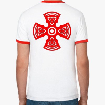 Тамплиерский крест с девизом