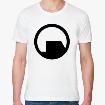 Футболка из органик-хлопка Black Mesa