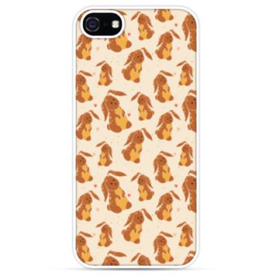 Чехол для iPhone Кролики