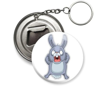Брелок-открывашка   Кролик