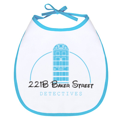Слюнявчик 221 Baker Street