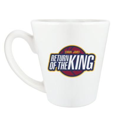 Чашка Латте Возвращение короля