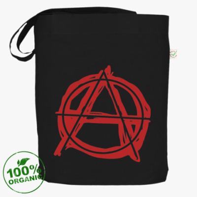Сумка Анархия ~ Чёрная сумка