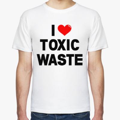Футболка Toxic Waste (Real Genius)