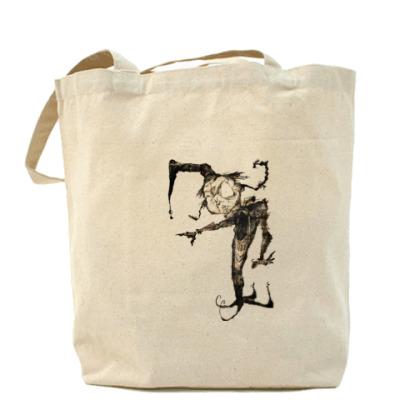 """Сумка Холщовая сумка """"Гномик"""""""