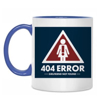 Кружка 404 ошибка