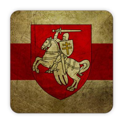 Костер (подставка под кружку) Беларусь