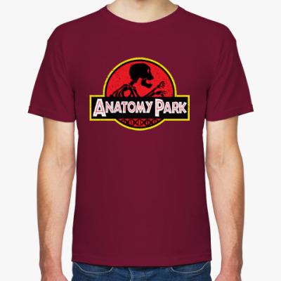 Футболка Anatomy Park