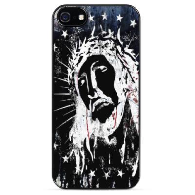 Чехол для iPhone Jesus Арт