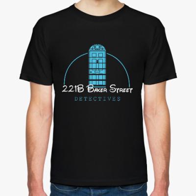 Футболка 221 Baker Street