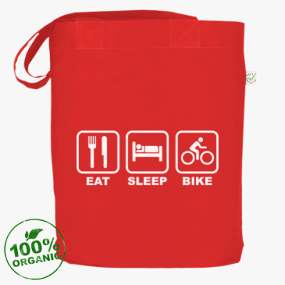 Сумка Eat Sleep Bike