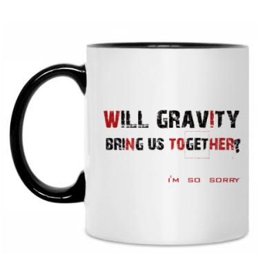 Кружка WILL GRAVITY