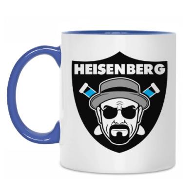 Кружка Heisenberg Raiders