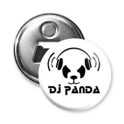 Магнит-открывашка Panda