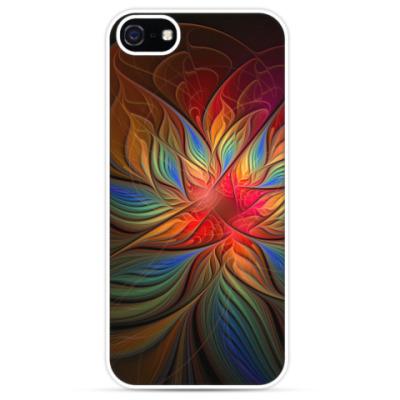 Чехол для iPhone Цветок