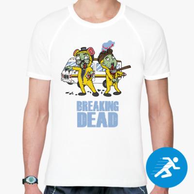 Спортивная футболка Breaking Dead