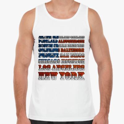 Майка American