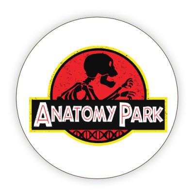 Костер (подставка под кружку) Anatomy Park