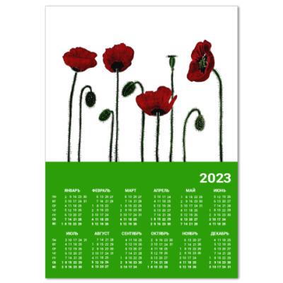 Календарь Маки