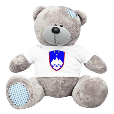 Плюшевый мишка Тедди Словения
