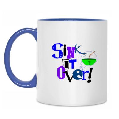 Кружка Sink it Over