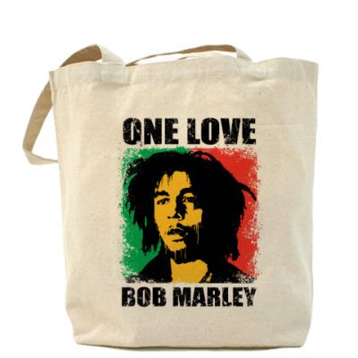Сумка 'Bob Marley'