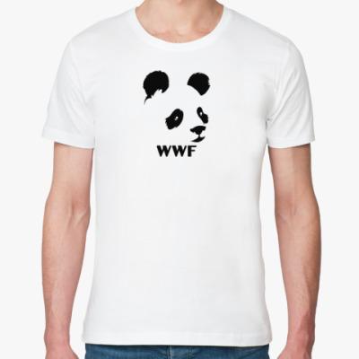 Футболка из органик-хлопка WWF. Альтер - Панда
