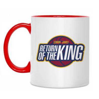 Кружка Возвращение короля