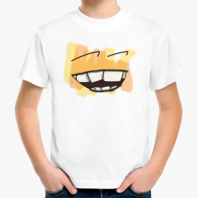 Детская футболка UWrong Smile