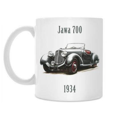 Кружка Jawa 700