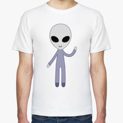 Футболка Alien
