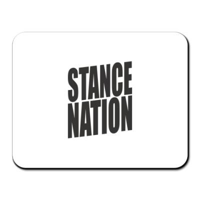 Коврик для мыши  stance:nation