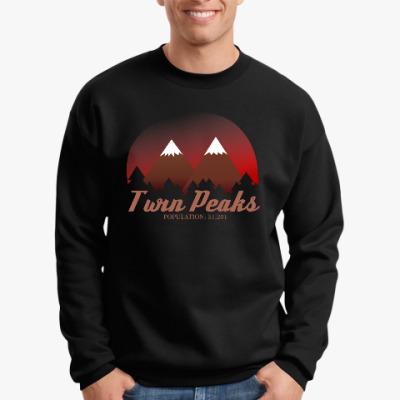 Свитшот Твин Пикс Twin Peaks