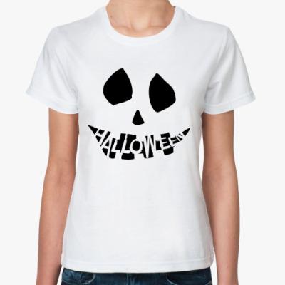 Классическая футболка Зомби/Привидение