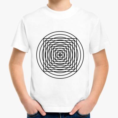 Детская футболка 'Geometria'