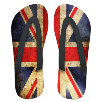 Шлепанцы (сланцы) Great Britain