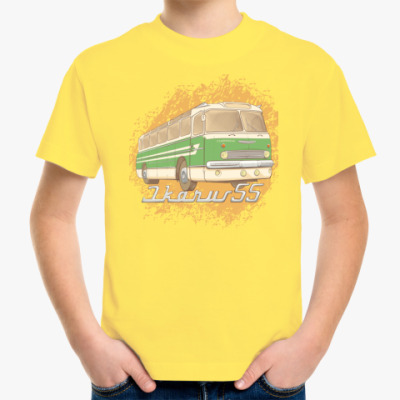 Детская футболка IKARUS 55