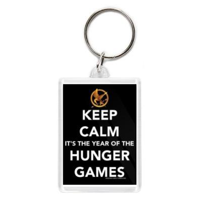 Брелок Keep calm