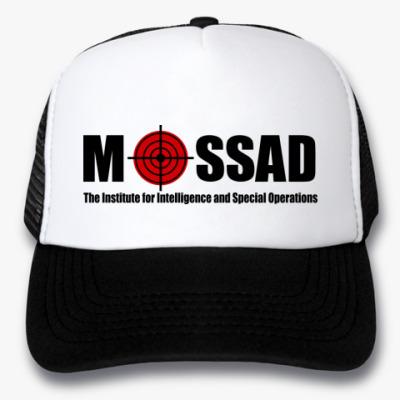 Кепка-тракер Mossad