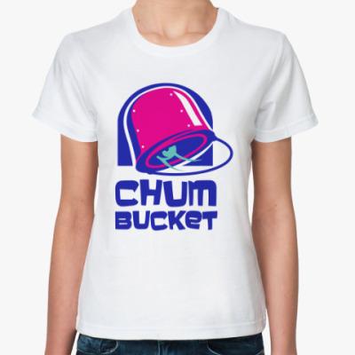 Классическая футболка Ice Bucket