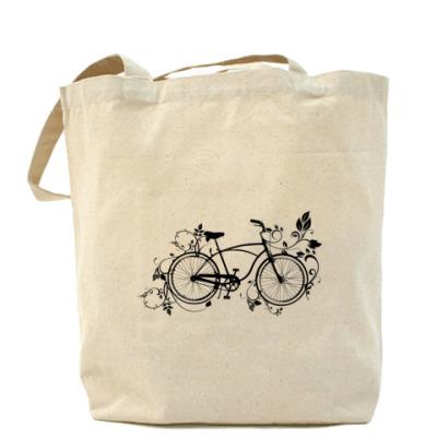 Сумка велосипед