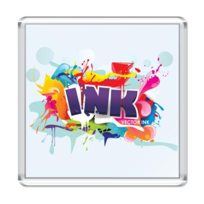 Магнит  Ink