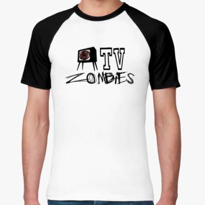 Футболка реглан TV Zombies