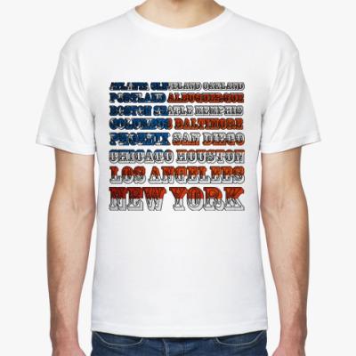 Футболка American