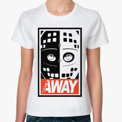 Классическая футболка Walk Away (Mad Max)