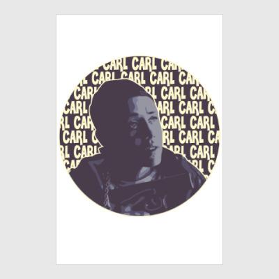 Постер Карл Shameless (Бесстыжие)