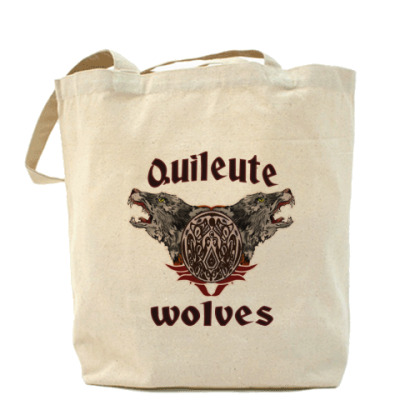 Сумка Quileute wolves