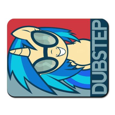 Коврик для мыши DubStep