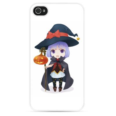 Чехол для iPhone Ведьмочка